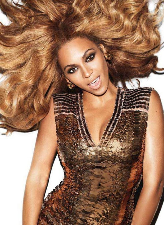 BEYONCE THAT GRAPE JUICE NET Beyonce Opens Up Motherhood:  I Love It All
