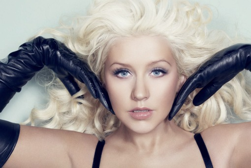 CHRISTINA AGUILERA THAT GRAPE JUICE 2 Christina Aguilera On Weight Debate: I Was Too Thin