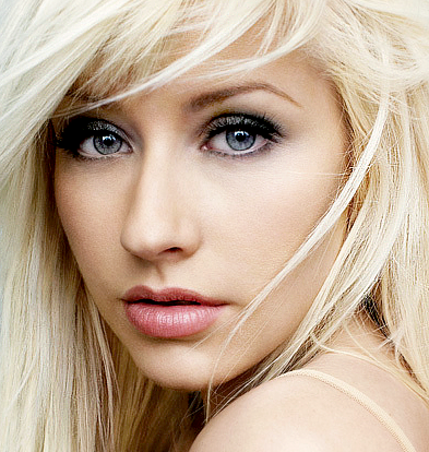 What Is Christina Aguilera Natural Hair Color