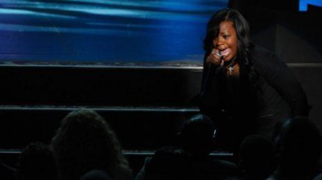 Fantasia Honors Mariah Carey With 'Hero'