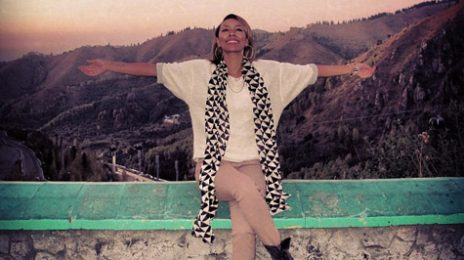 'Pretty Girl Rock': Keri Hilson Glows In Kazakhstan