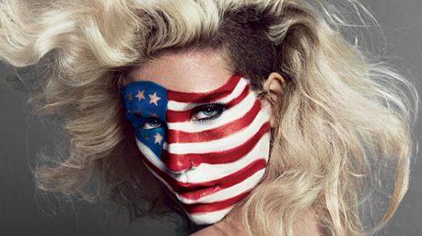 Kesha Unveils 'Die Young' In Japan