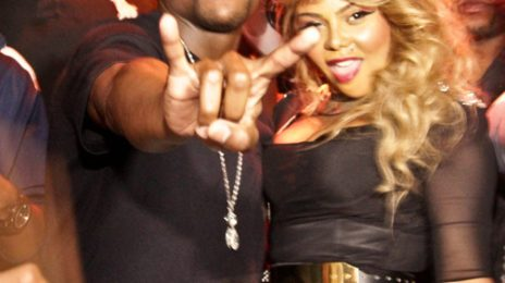 Hot Shots: Lil Kim Rocks 'Bet Hip Hop Awards' After Party