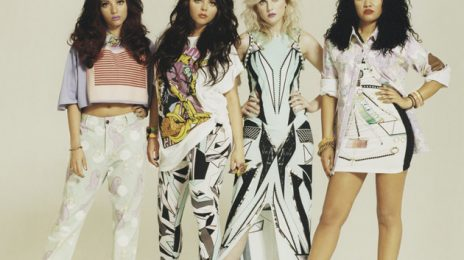 Little Mix Enlist TLC's T-Boz For New Song