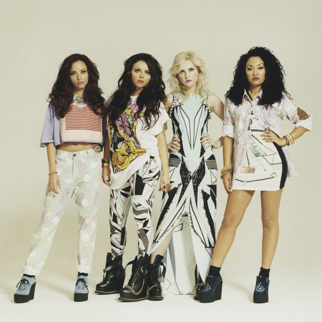LITTLE MIX ID Little Mix Enlist TLCs T Boz For New Song