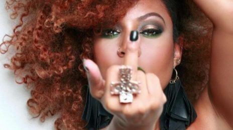 Must See: Lyrica Anderson - 'I Might Like It (Diced Pineapples Remix)'