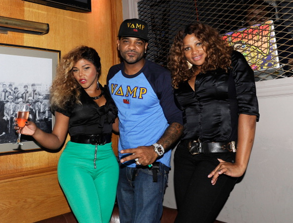 Lil Kim Jim Jones And Pepa Watch: Lil Kim Celebrates Bounce Sports Club With Pepa