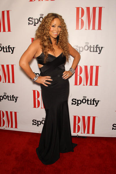 Mariah Carey bmi Triumphant: Mariah Carey Receives BMI Icon Award
