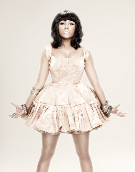 NICKI MINAJ THAT GRAPE JUICE 5 Beyonce & Nicki Minaj Top Most Clickable Celebrities List