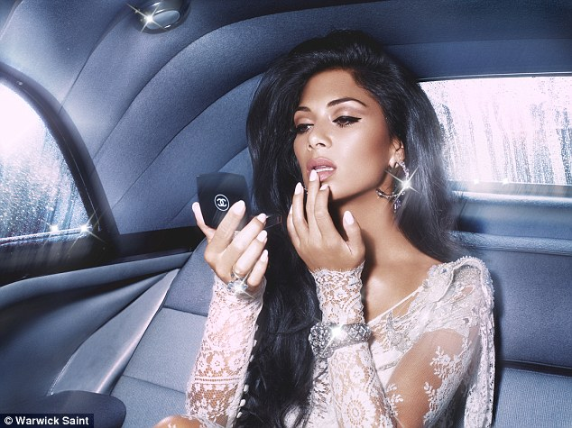 NICOLE SCHERZINGER YOU MAGAZINE 2