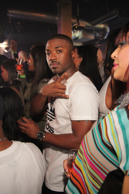 RAY J LIFE NIGHTCLUB Hot Shots: Lil Kim Rocks Bet Hip Hop Awards After Party