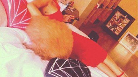 Hot Shots: Rihanna Gets Lazy In Las Vegas