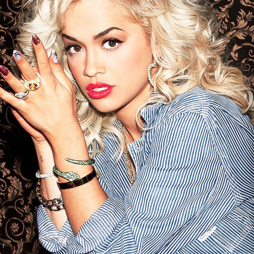 RITA ORA ORA THAT GRAPE JUICE ROC Stars: Rihanna & Rita Ora Make Gains On iTunes