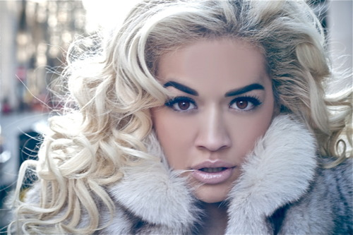 Rita Ora TGJ1 Rita Ora Talks Rihanna Comparisons