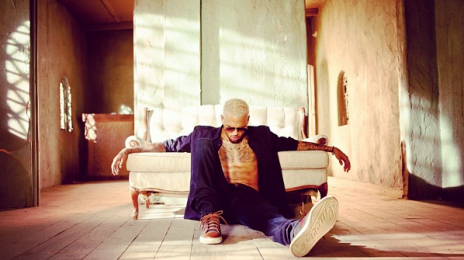Hot Shot:  Chris Brown Readies 'Don't Judge Me' Video