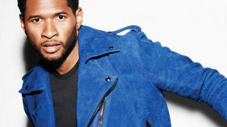 'Euphoria': Usher Soars At 'iHeartRadio'