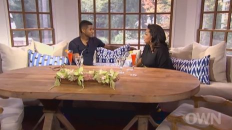 Watch:  Usher Tells All On 'Oprah's Next Chapter (Full)