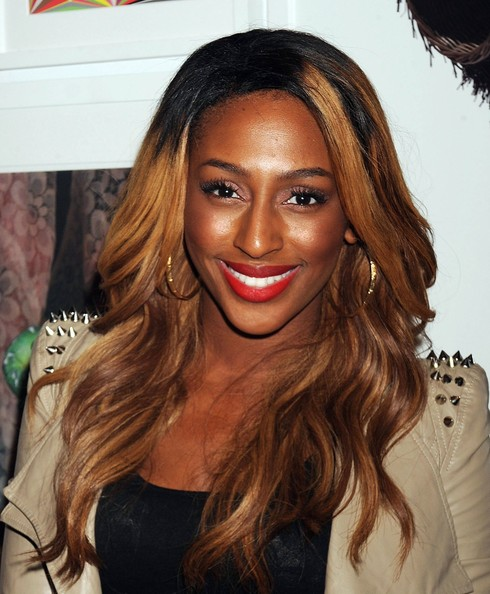 alexandra fashion week Hot Shot: Alexandra Burke Stuns At New York Fashion Week