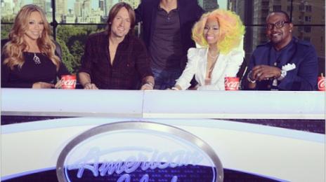 Hot Shot: New American Idol Judges Take Their Seats