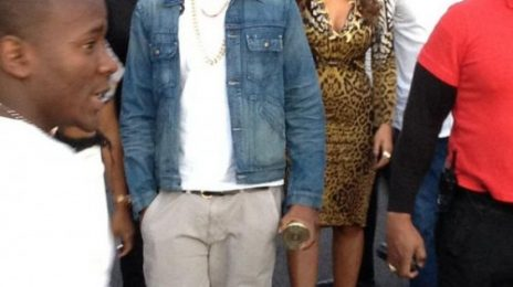 Must See: Beyonce & Jay-Z Spotted In New York