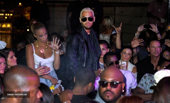 chris brown draya michele sexiest party