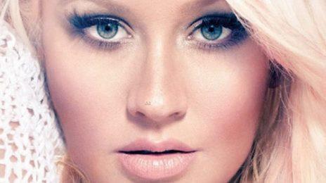 Christina Aguilera Visits 'Jay Leno'