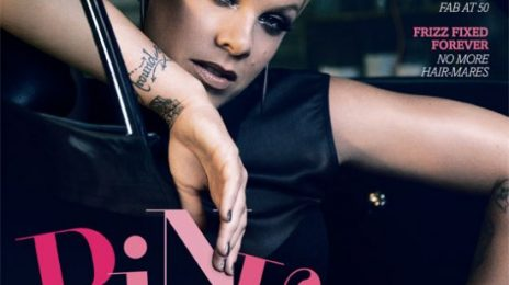 Behind the Scenes:  Pink Rolls With 'Fabulous' Magazine