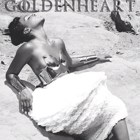 dawn goldenheart cover Snippets: Dawn Richard   GoldenHeart Album