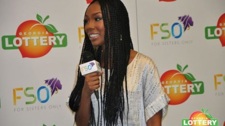 Watch:  Brandy Puts It Down At 'FSO' With 'Wildest Dreams' Performance *Updated*