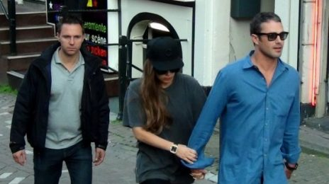 Watch: Lady GaGa Gets Romantic In Amsterdam