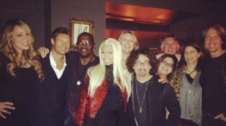 Confirmed: Mariah Carey Unveils New 'American Idol' Judges