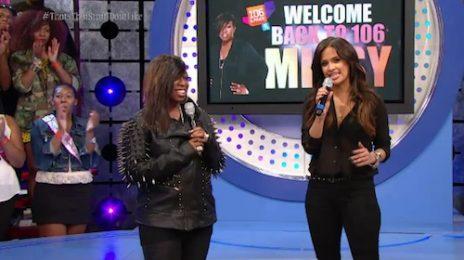 Watch: Missy Elliott Visits '106 & Park'