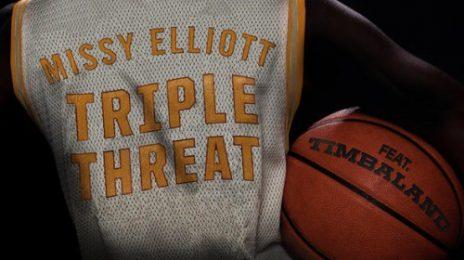 Missy Elliott Unveils 'Triple Threat' Cover
