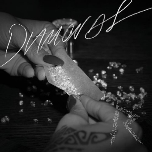 rihanna diamonds cover thatgrapejuice e1348493607103 New Song: Rihanna   Diamonds