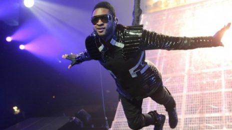 Usher Announces 'Euphoria Tour' Of Europe With Rita Ora