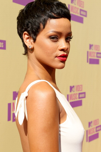 vma rihanna 2012 2012 MTV VMAs: Red Carpet Arrivals