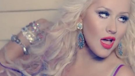 Official Teaser: Christina Aguilera - 'Your Body' Video