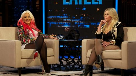 Christina Aguilera Chats With 'Chelsea Lately'