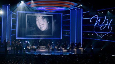 Hot Shots:  Stars Shine At Whitney Houston Tribute Special