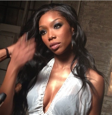 20121011 204243 Hot Shots:  Brandy Shares Snaps From Wildest Dreams Video Set