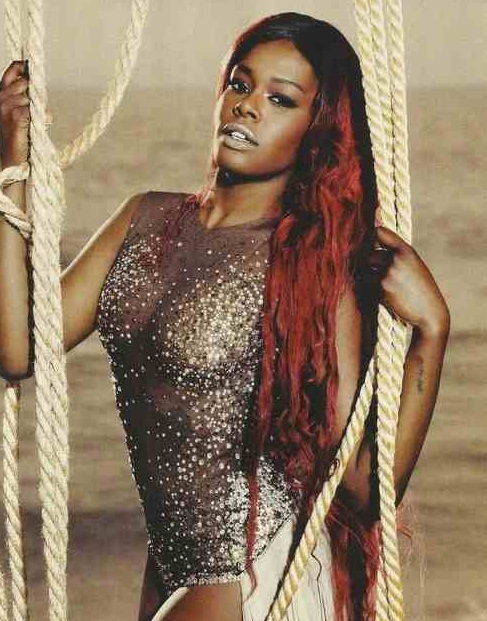 AZEALIA BANKS SHE IS DIVA Azealia Banks Opens Up For Hunger