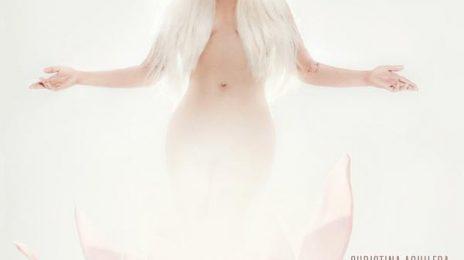 Hot Shot: Christina Aguilera Unveils 'Lotus' Album Cover