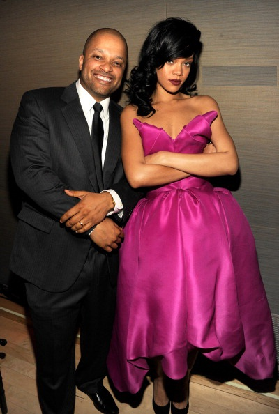 JAY BROWN AND RIHANNA THAT GRAPE JUICE Rihanna Manager Explains One Album A Year Strategy