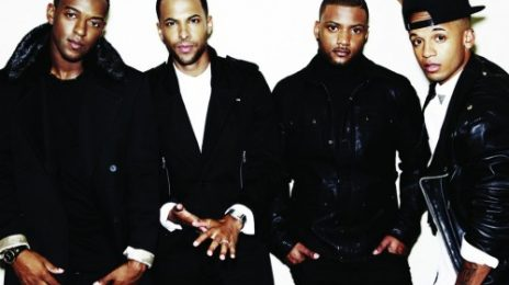 JLS Perform 'Hottest Girl In The World' On 'The X Factor'