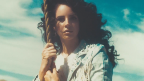 Lana Del Rey Annnounces UK Tour
