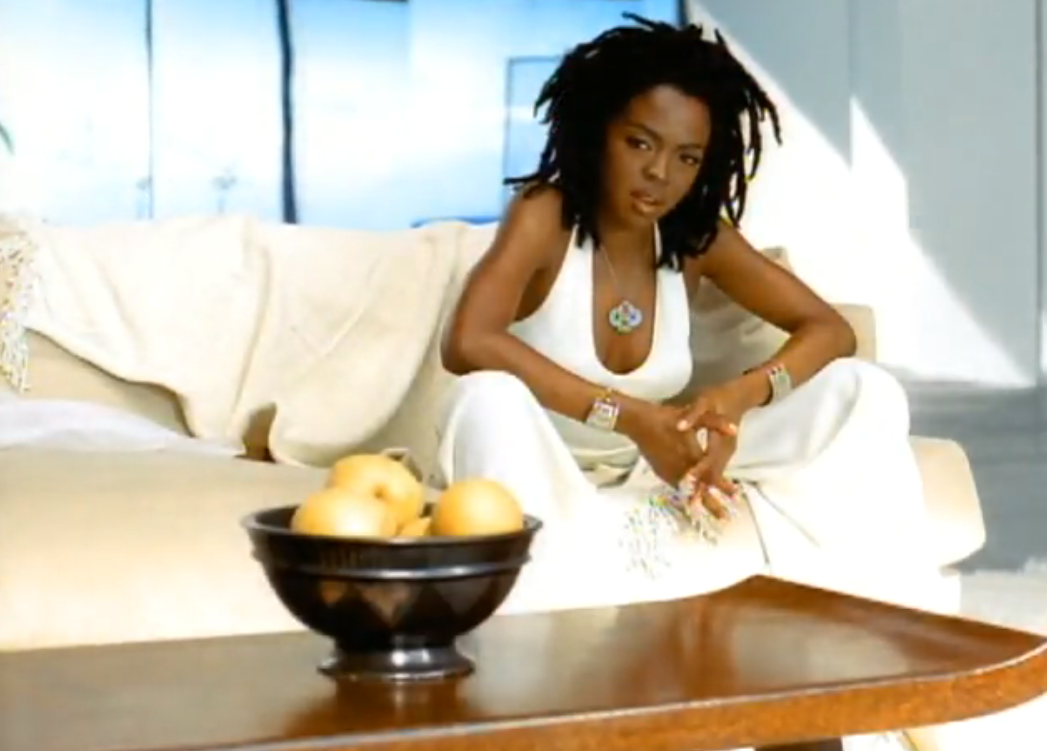 Lauryn Hill: Ex Factor