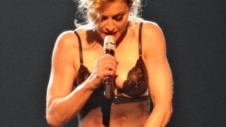 Madonna Slammed For 'Distasteful' Malala Yousafazi Tribute