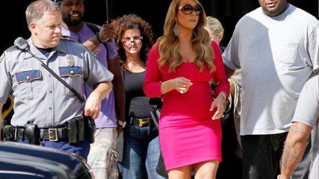 Hot Shot: Mariah Carey Wastes Police Time In Baton Rouge