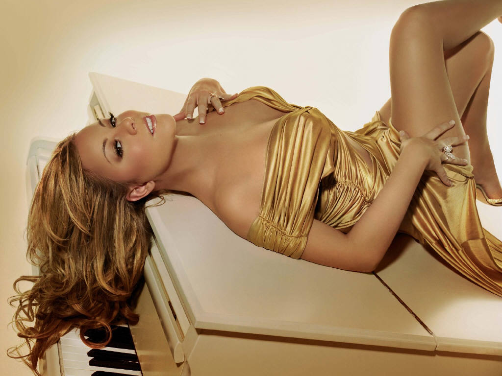 MARIAH CAREY THAT GRAPE JUICE1 Triumphant: Mariah Carey Scores Latest US #1 Single