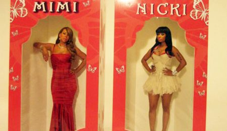 Watch:  Nick Cannon Weighs In On Mariah Carey/Nicki Minaj Scuffle